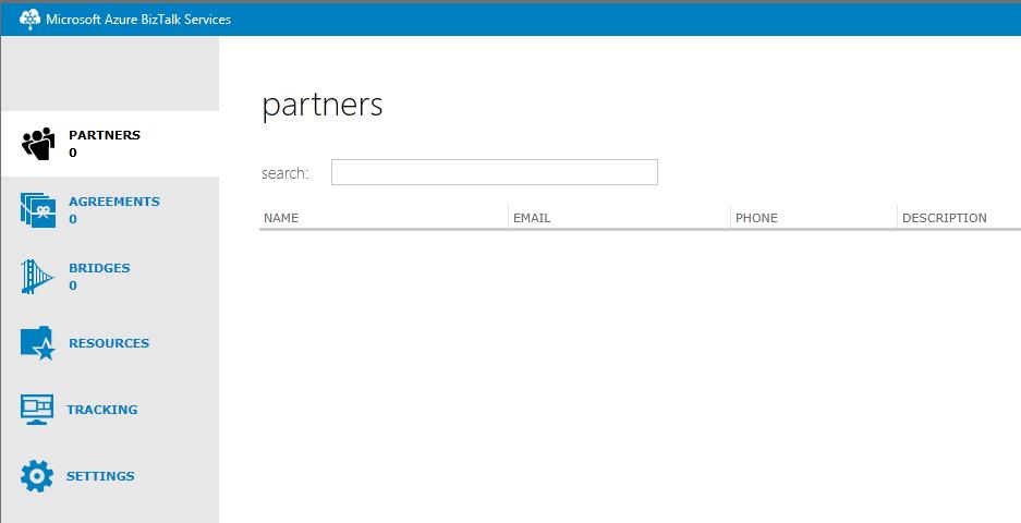 BizTalk Services Portal